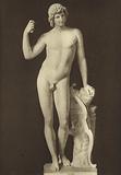 Adonis, Ancient sculpture, Capua