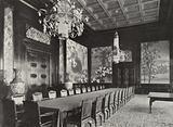 Le Palais de la Paix / The Peace Palace, The Hague: Room of the Conseil Administratif