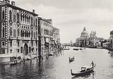 Venezia / Venice: Canal Grande E Palazzo Cavalli