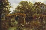 River Avon, Warwick Castle