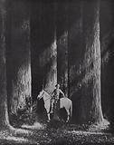 Scene from Die Niebelungen: Siegfried, directed by Fritz Lang, 1924
