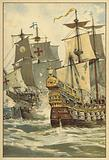Spanish Armada, 1588