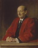 Clement Attlee, British Labour Party politician and Prime Minister, 1947