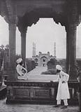Akbar's tomb, Sikandra, Agra, India