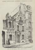 Hotel, Rue Dumont-d'Urville, a Paris