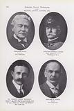 Theodore Fitch; William Harding Carter; Dr Parker Cairns McIlhiney; Edward G Sieber