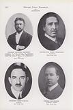 Charles Thompson Mathews; Harold Van Buren Magonigle; Theodore Arthur Meyer; Herman Lee Meader