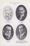 George Edward Harney; George H Griebel; John H Friend; George Burdett Ford