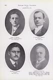 John P Benson; J Stewart Barney; George J Casazza; James E Sullivan