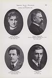 David Belasco; Frank Damrosch; James Kirkwood; Daivd Mannes