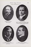Harrison Grey Fiske; Adolph Zukor; Henry Gaines Hawn; Edwin Gordon Lawrence