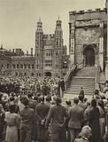 Eton College: The Head Master calling Absence on the Fourth of June, 1947