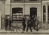 Eton College: Alden and Blackwell's bookshop