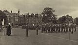 Eton College: JTC Inspection, the March Past