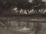Eton College: Bathing at Ward's Mead