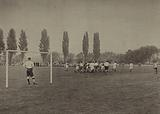 Eton College: The Field Game, the ball going loose from the Bully