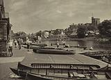 Eton College: Rafts