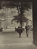 Eton College: The Praepostors bringing the books back to School Office after Chambers