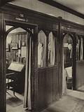 Eton College: Stalls in Chamber