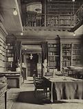 Eton College: College Library