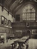 Eton College: College Hall
