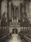 Eton College: College Chapel, the organ