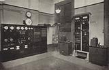 The Picture Transmission Room at the GPO, London