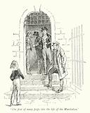 'The first of many peeps into the life of the Marshalsea'