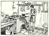 A Roman Kitchen