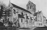 Auvers-sur-Oise, near Paris, Gothic