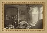 German Raid, 16 December 1914, Interior of House, North Marine Road, Scarborough