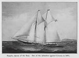 Sappho, Queen of the Seas