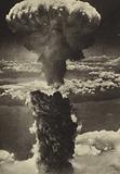 Atomic Bomb Explodes, Nagasaki, 9 August 1945