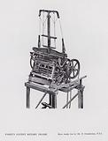 Paget's patent rotary frame