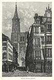 Rue des Merciers, Strasburg