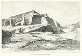 Hissarlik partly excavated