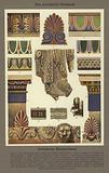 Das griechische Ornament, Griechische Marmorismen