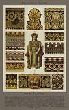 Das griechische Ornament, Bemalte Terrakotten
