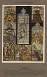 Das franzosische Ornament, Glasmalerei