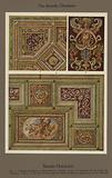 Das deutsche Ornament, Bemalte Holzdecken