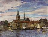 """Denmark: Helsingor, The """"Elsinore"""" of Shakespeare"""