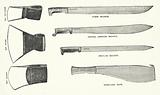 Knives, Axes, and Machettes