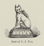 Seal of CJ Fox