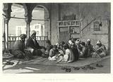 The School of Sultan Hasan