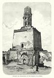 Minaret (or Mibkhareh) of the Mosque of El-Hakim