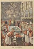 Papal conclave to elect a successor to Pope Leo XIII