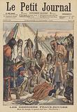 Death of Joseph, chief of the Nez Perce people