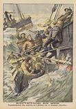 A rescue at sea
