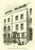 Blake's House, Fountain Court