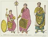 Arcadius et Theodose